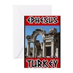 Ephesus Turkey Greeting Cards (Pk of 10)