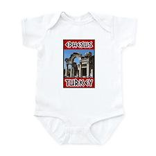 Ephesus Turkey Infant Bodysuit