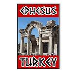 Ephesus Turkey Postcards (Package of 8)
