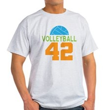 Volleyball player number 42 T-Shirt