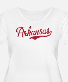 Arkansas Plus Size T-Shirt