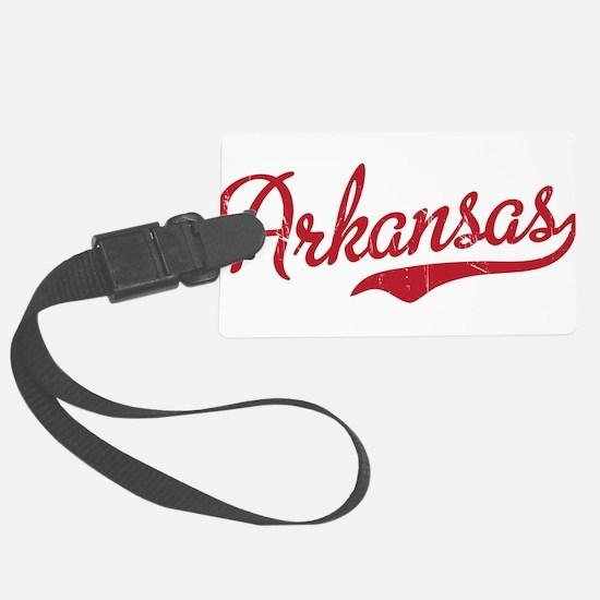 Arkansas Luggage Tag