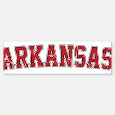 Arkansas - Jersey Bumper Bumper Bumper Sticker