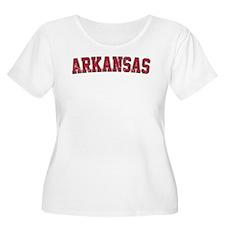 Arkansas - Jersey Plus Size T-Shirt
