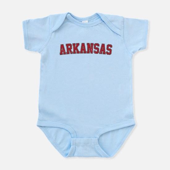 Arkansas - Jersey Body Suit