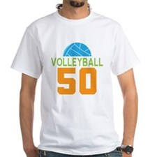 Volleyball player number 50 Shirt