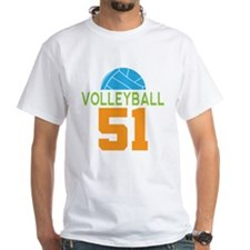 Volleyball player number 51 Shirt