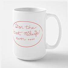 Best Midwife Mug