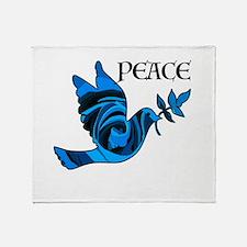 Think Zen Throw Blanket