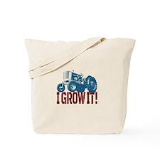 I Grow It Patriotic Tote Bag