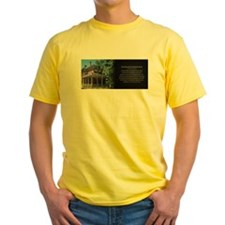 The Benjamin Harrison Home Historical Mug T-Shirt