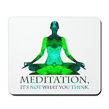 Meditation Mousepad