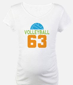 Volleyball player number 63 Shirt