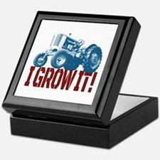 I Grow It Patriotic Keepsake Box