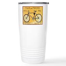 Cute Bicycle Travel Mug