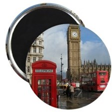 Unique Big ben Magnet