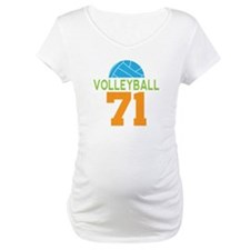 Volleyball player number 71 Shirt