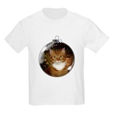Christmas Cat T-Shirt