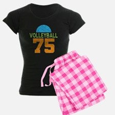 Volleyball player number 75 Pajamas