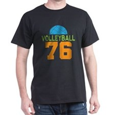 volleyball player number 76 and T-Shirt
