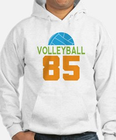 Volleyball player number 85 Hoodie