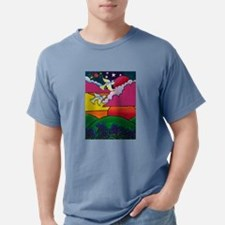 Night and Day Ash Grey T-Shirt