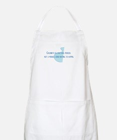 Childbirth Natural Process BBQ Apron