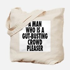 Crowd Pleaser Tote Bag