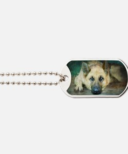 Blue Dreams German Shepherd Dog Tags