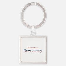 Custom New Jersey Keychains