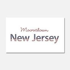 Custom New Jersey Car Magnet 20 x 12