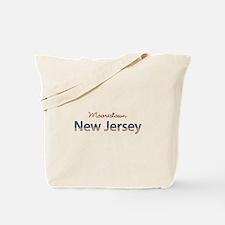 Custom New Jersey Tote Bag