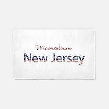 Custom New Jersey 3'x5' Area Rug
