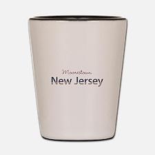 Custom New Jersey Shot Glass