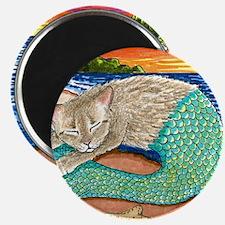 Cat Mermaid 23 Magnet