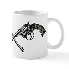 Western Crossed Guns Coffee Mug Mugs