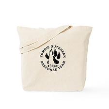 Zombie Response K9 Unit Tote Bag