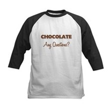 Chocolate Any Questions Tee