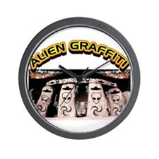 UFO'S...Which One Did You See? Wall Clock