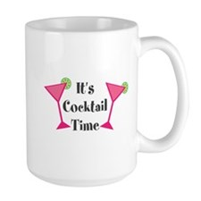 Its Cocktail Time Mugs