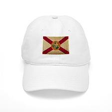 Florida State Flag VINTAGE Baseball Baseball Cap