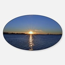 Sunrise at Antioch Decal