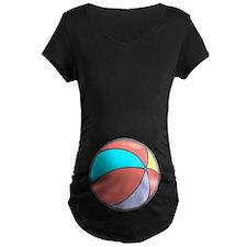 Beach Ball Belly T-Shirt