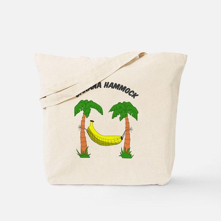 Banana Hammock Tote Bag