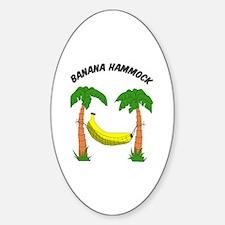 Banana Hammock Decal
