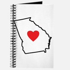 I Love Georgia Journal