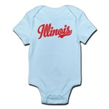 Illinois Body Suit