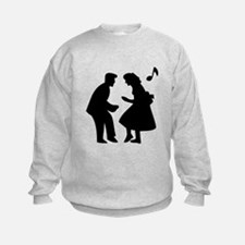 Couple Dancing Sweatshirt