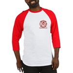 Masonic Fire fighter thin red line Baseball Jerse