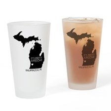 KALAMAZOO Drinking Glass